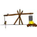 Campfires And Cooking Cranes
