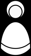 Female Muslim Pilgrim
