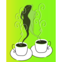download Love Coffee clipart image with 45 hue color