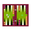 download Backgammon Tavli clipart image with 315 hue color