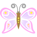 Cartoon Butterfly Pt5