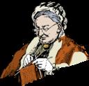 Knitting Granny