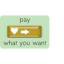 download Pay What You Want 3 clipart image with 45 hue color
