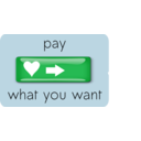 download Pay What You Want 3 clipart image with 135 hue color