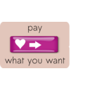 download Pay What You Want 3 clipart image with 315 hue color