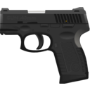 download Gun 40 clipart image with 45 hue color