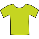 download Blueteeshirt clipart image with 225 hue color