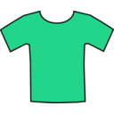 download Blueteeshirt clipart image with 315 hue color