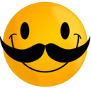 Smile With Mustache