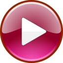 download Windows Media Player Play Button Updated clipart image with 135 hue color