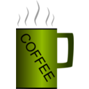 download Coffeemug clipart image with 45 hue color