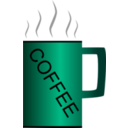 download Coffeemug clipart image with 135 hue color