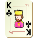 Ornamental Deck King Of Clubs