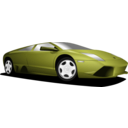 download Car Automobilis Lamborghini clipart image with 135 hue color