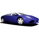 download Car Automobilis Lamborghini clipart image with 315 hue color