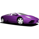 download Car Automobilis Lamborghini clipart image with 0 hue color