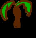 Rpg Map Symbols Palm Tree