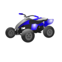 download Atv Icon clipart image with 45 hue color