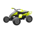 download Atv Icon clipart image with 225 hue color