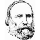 download Garibaldi clipart image with 225 hue color