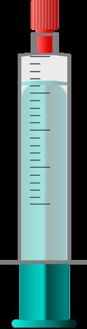 Spritze Luerlock 20 Ml Einfach