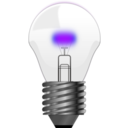 download Ampoule clipart image with 225 hue color