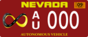 Vehicle Registration Plate