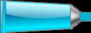 Color Tube Cyan