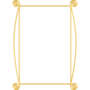 Golden Spiral Frame