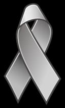 Grey Lace Pin