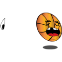 Crying Basketball