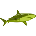 download Shark Pure clipart image with 225 hue color