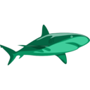 download Shark Pure clipart image with 315 hue color