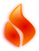 Glossy Flame