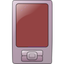 download Pocketpc clipart image with 135 hue color