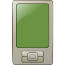 download Pocketpc clipart image with 225 hue color