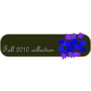 download Fall Collection Tab clipart image with 225 hue color