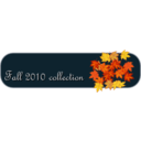 Fall Collection Tab