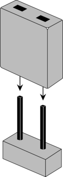 2 Pin Jumper
