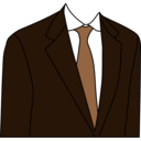 Brown Suit