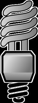 Energy Saver Lightbulb Off