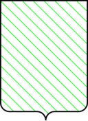 Shield Pattern Diagonal Left