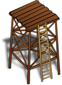 Rpg Map Symbols Watchtower
