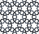 Interlaced Oriental Repeating Pattern