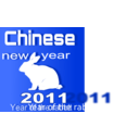 download Year Of The Rabbit clipart image with 225 hue color