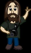 Comic Characters Photographer
