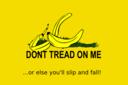 Dont Tread On Me Banana Peel Remix
