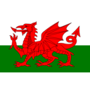 Flag Of Wales United Kingdom