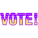 download Vote 01 clipart image with 45 hue color