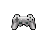 download Playstation Controller clipart image with 315 hue color